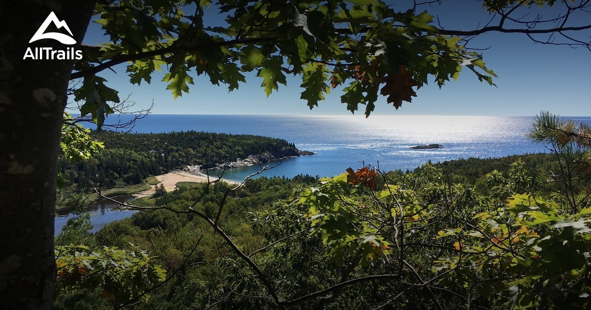 Best Trails in Acadia National Park AllTrails