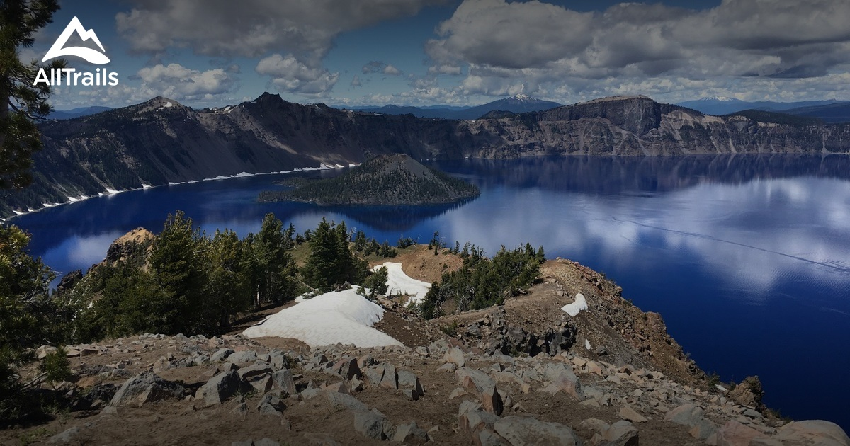 Best Trails in Crater Lake National Park AllTrails