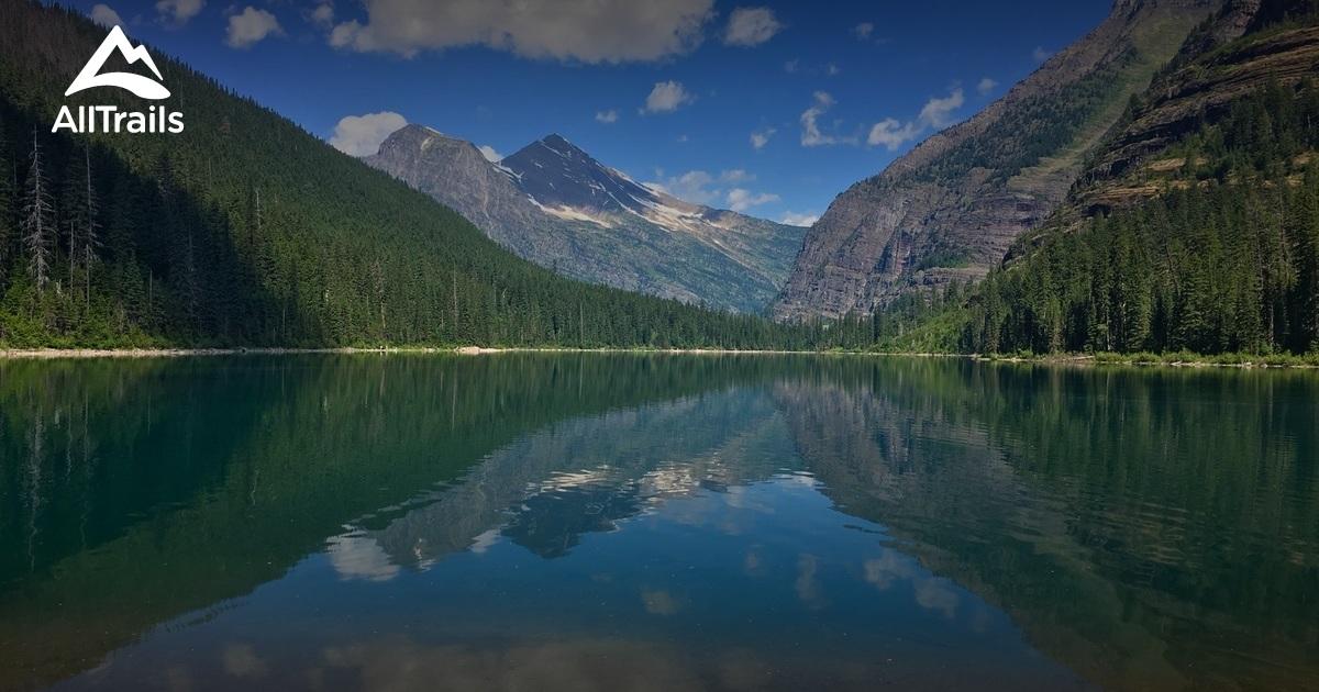 Best Trails in Glacier National Park   AllTrails