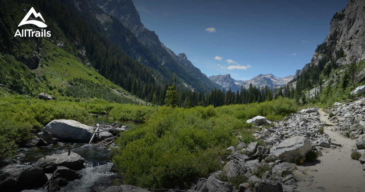 Best Trails in Grand Teton National Park AllTrails