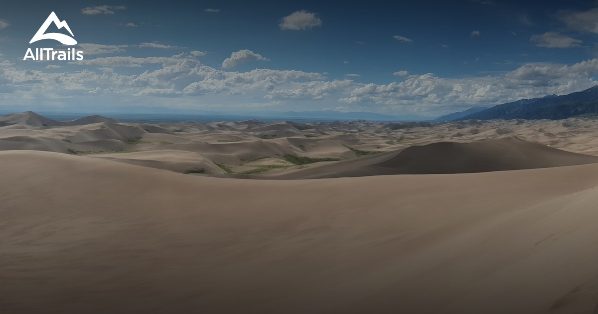 Best Trails in Great Sand Dunes National Park AllTrails