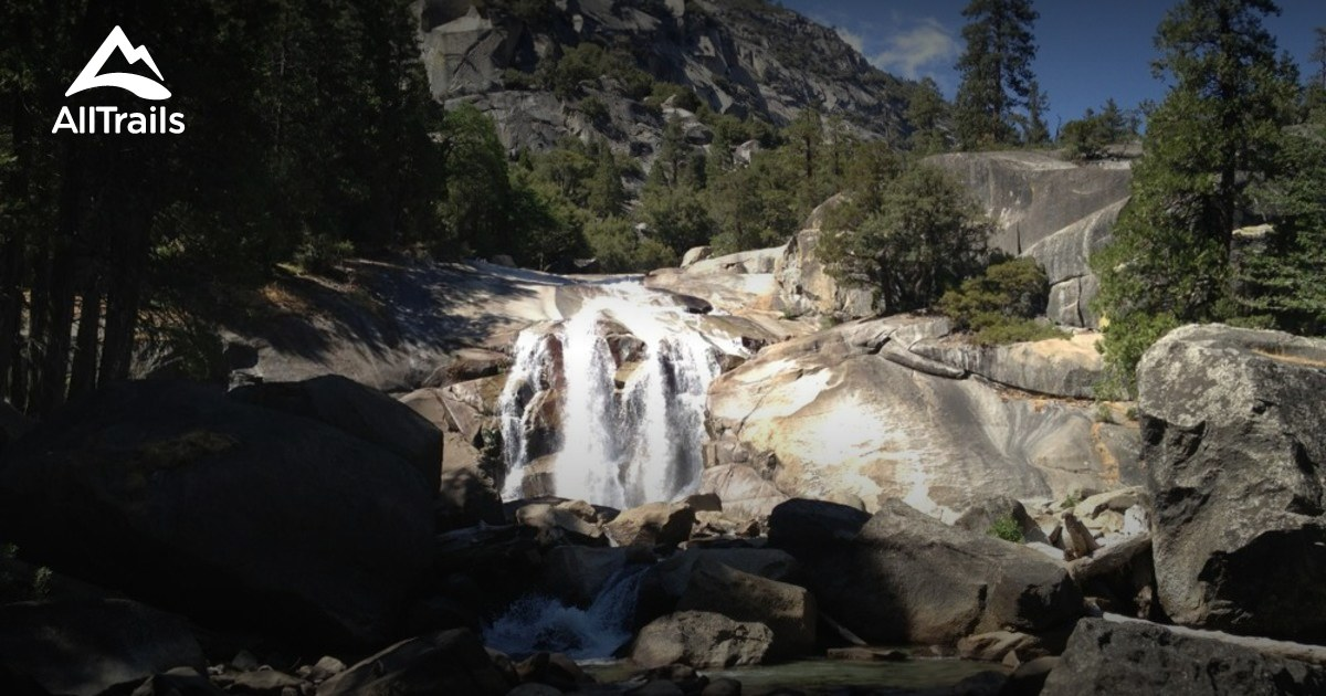 Best Trails In Kings Canyon National Park Alltrails
