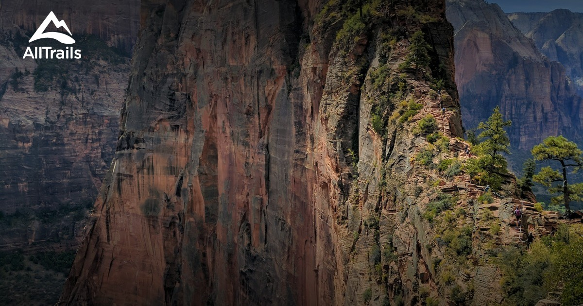 Best Trails in Zion National Park | AllTrails on