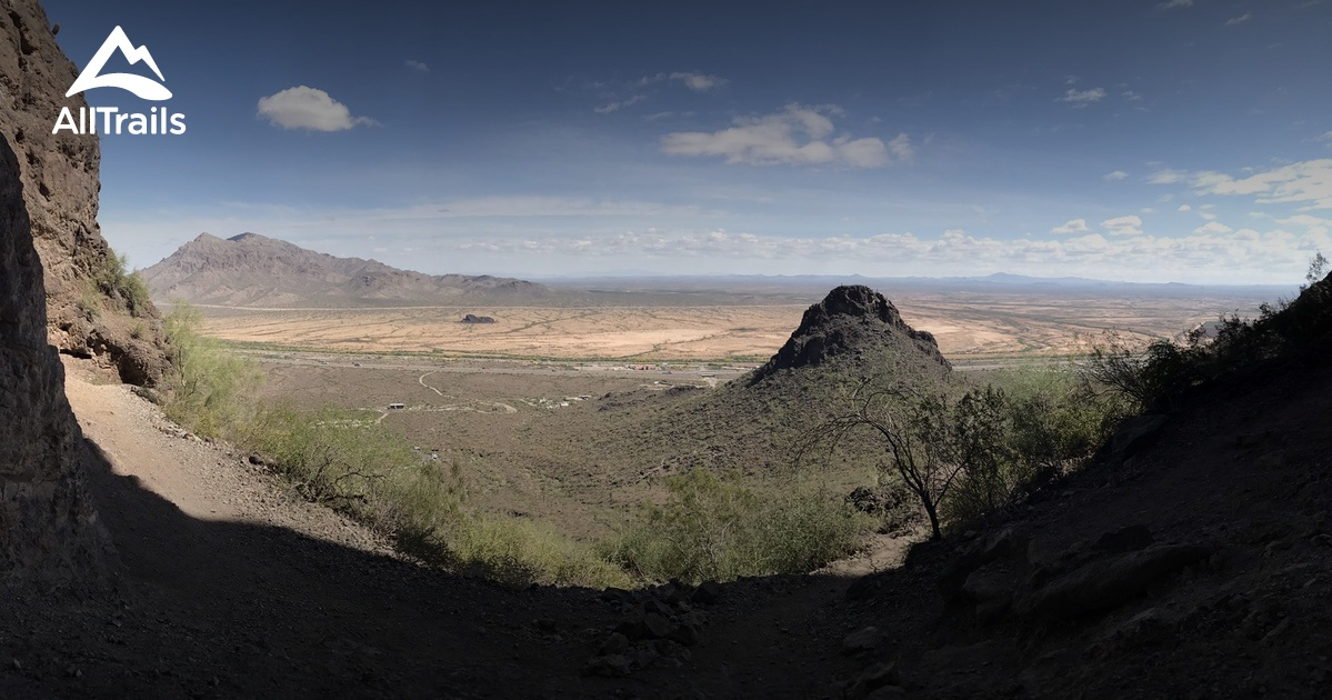 Southern Phone Reviews >> Best Trails in Picacho Peak State Park - Arizona | AllTrails