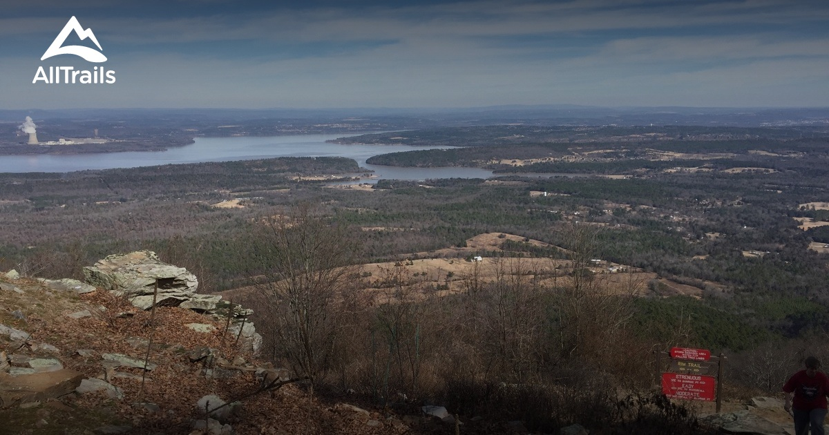 Best Trails In Mount Nebo State Park Arkansas 164 Photos Amp 137 Reviews Alltrails