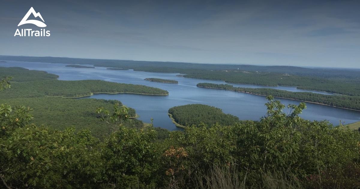 Best Trails In Pinnacle Mountain State Park Arkansas