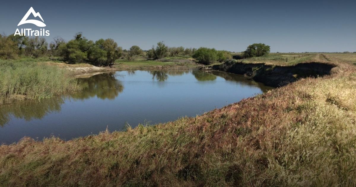 best trails in great valley grasslands state park