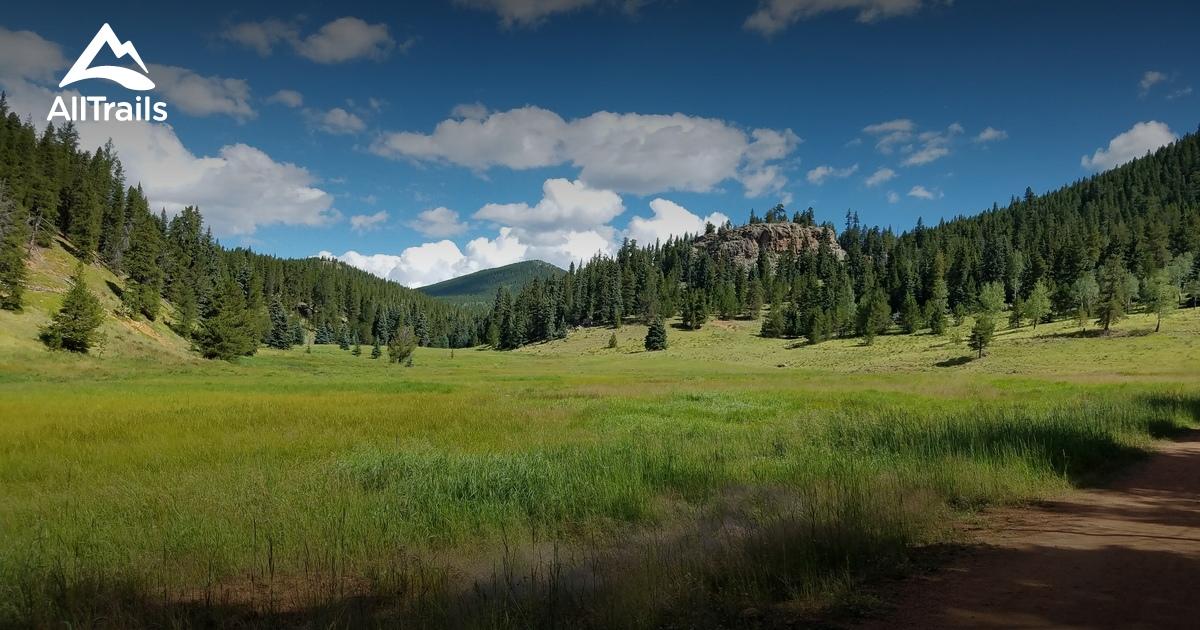 Best Trails In Staunton State Park Colorado Alltrails