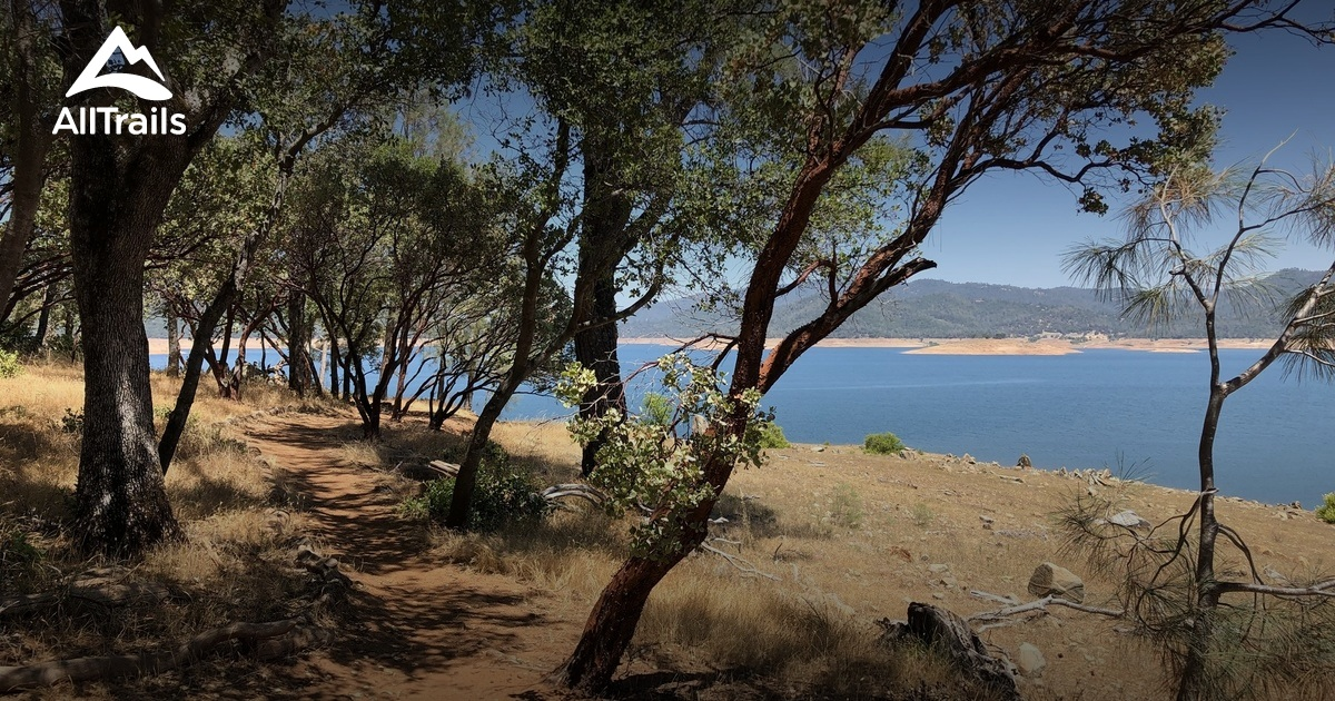 Best Trails In Lake Oroville State Recreation Area
