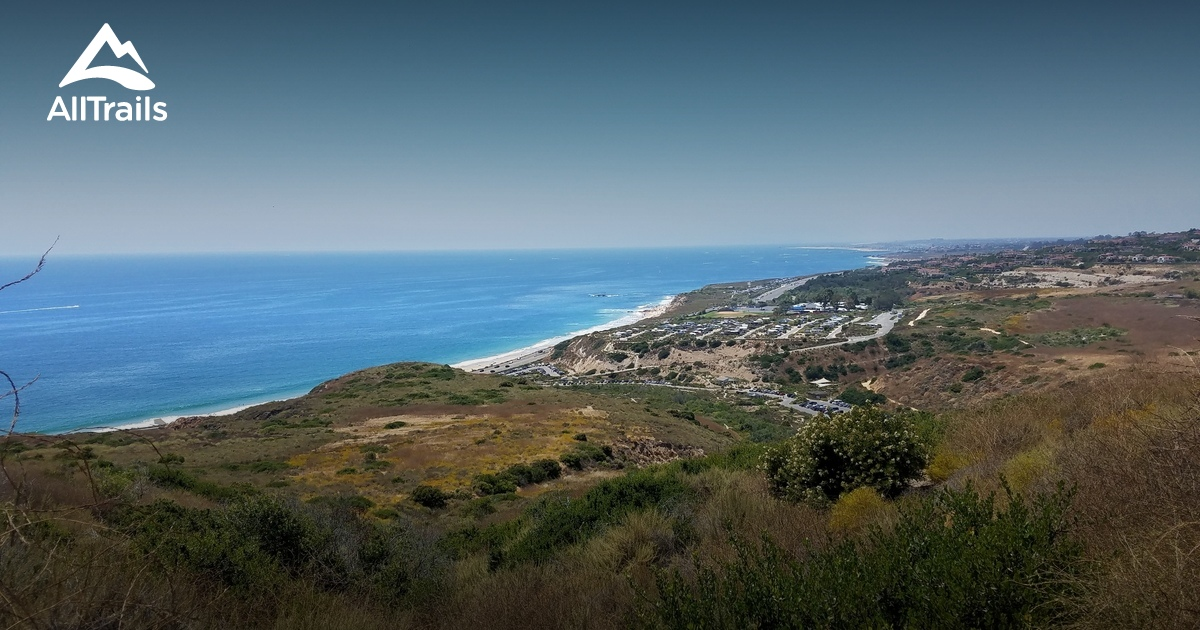 Best Trails In Crystal Cove State Park California