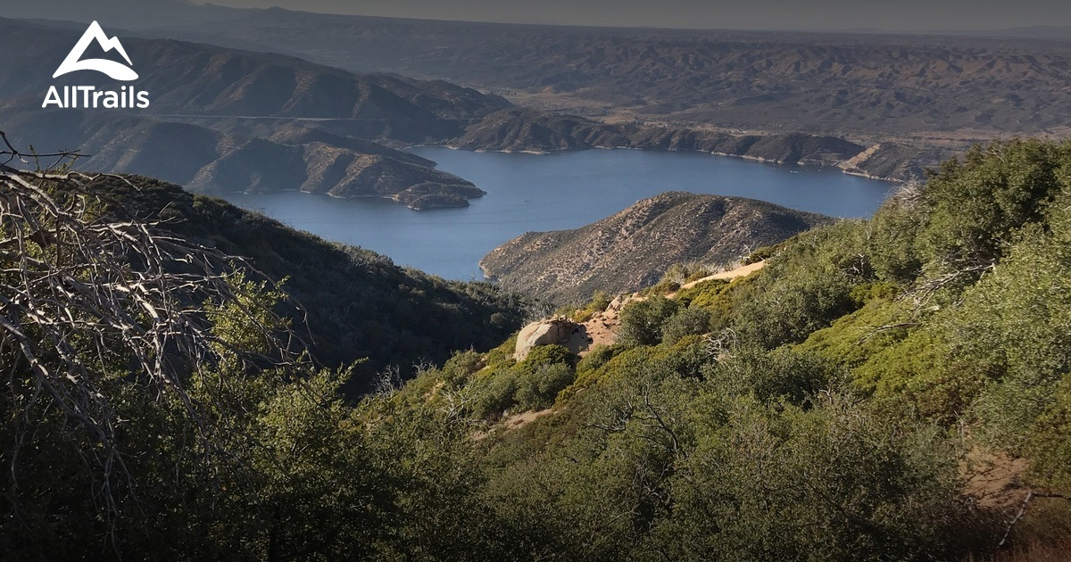 Best Trails in Silverwood Lake State Recreation Area