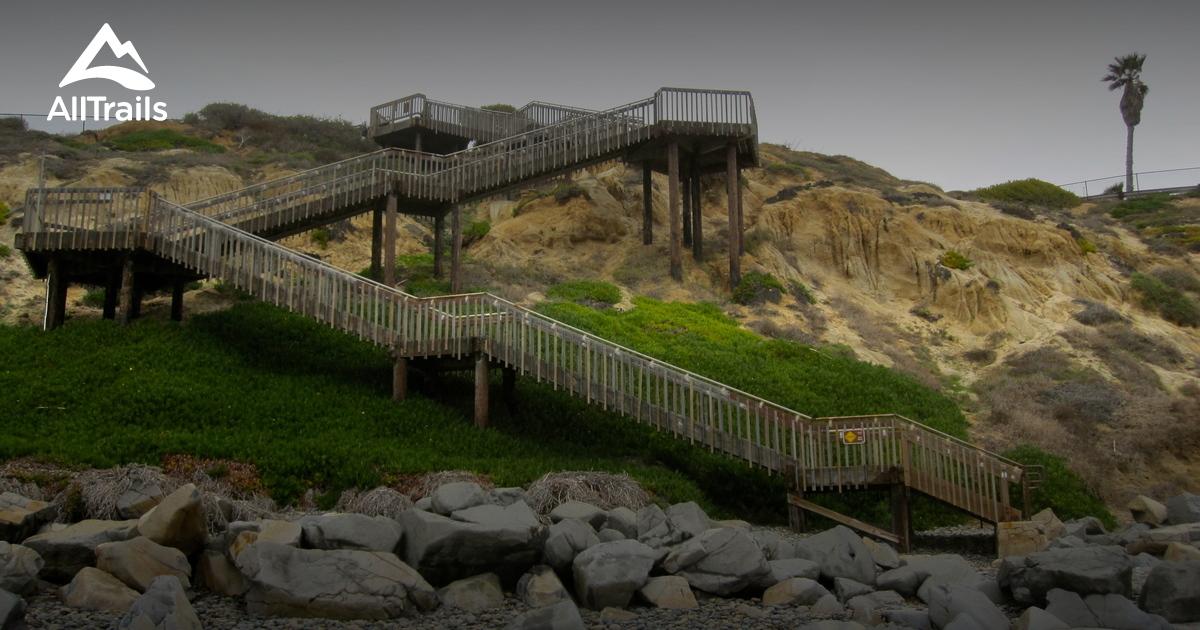 State Beach In Carlsbad California