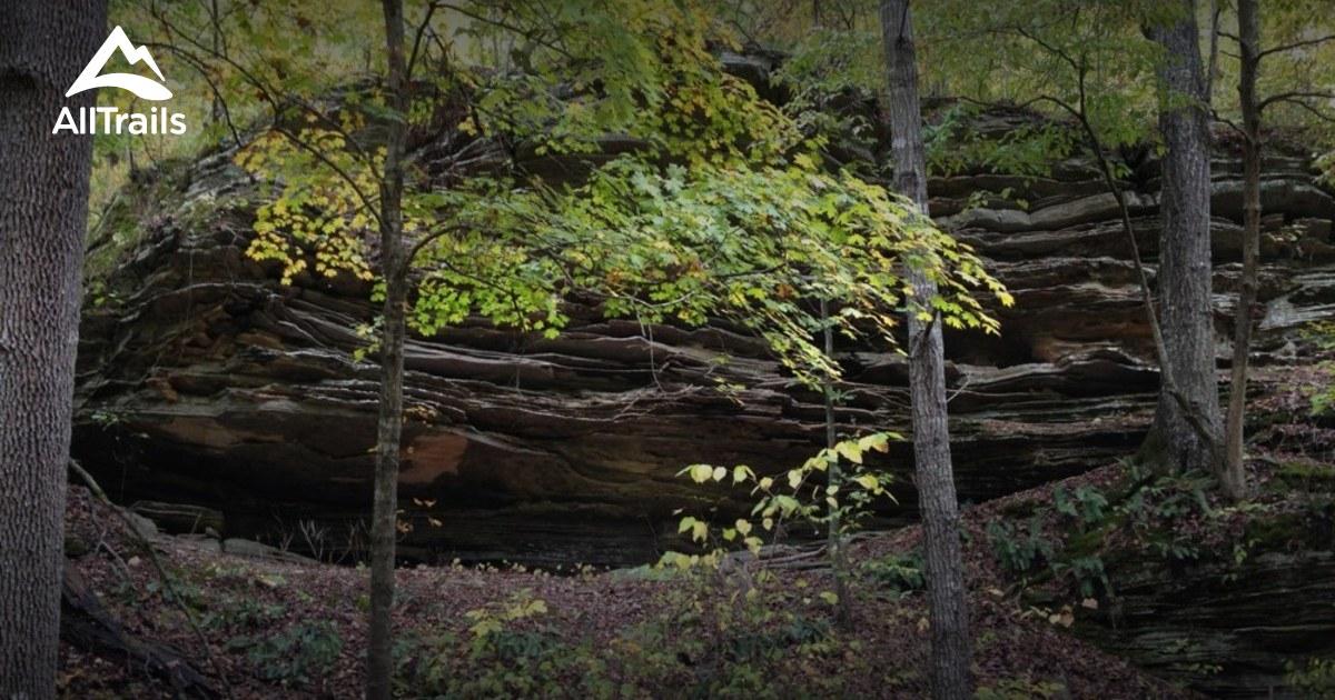 Best Trails In Ha Ha Tonka State Park Missouri 500