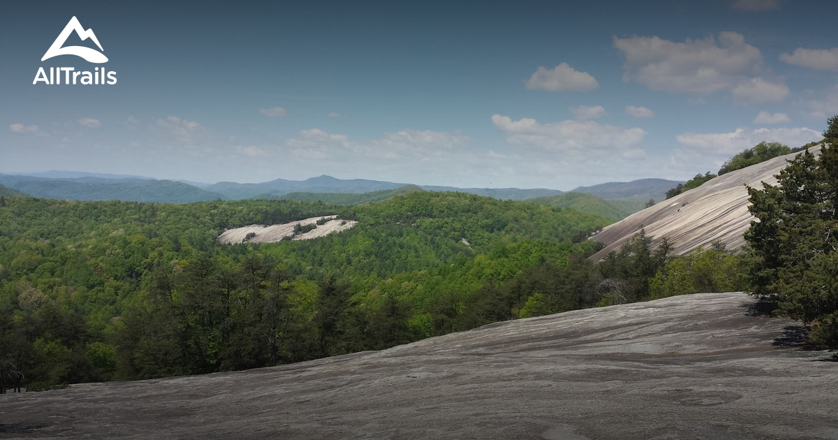 Best Trails In Stone Mountain State Park North Carolina