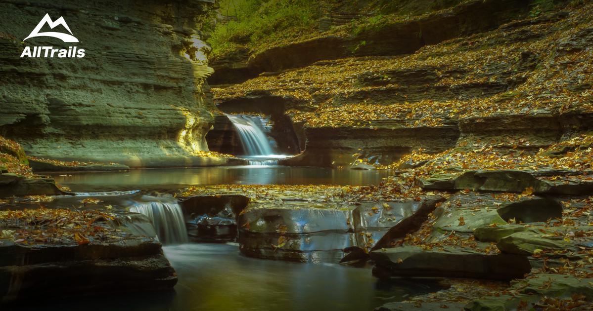 Best Trails In Buttermilk Falls State Park Alltrails Com