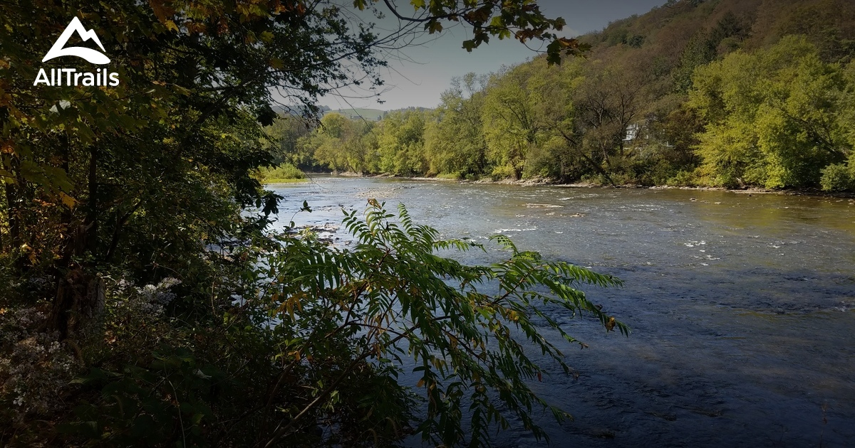 Best Trails In Chenango Valley State Park New York