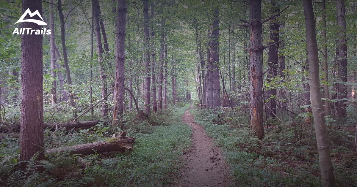Best Trails In Beaver Creek State Park Alltrails Com