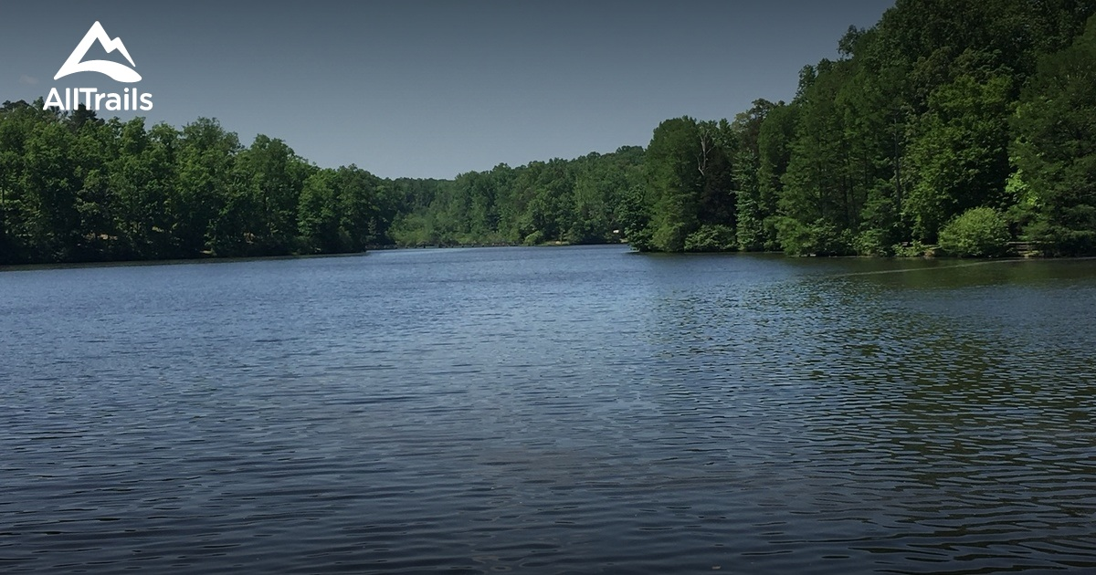 Best Trails In Natchez Trace State Park Tennessee