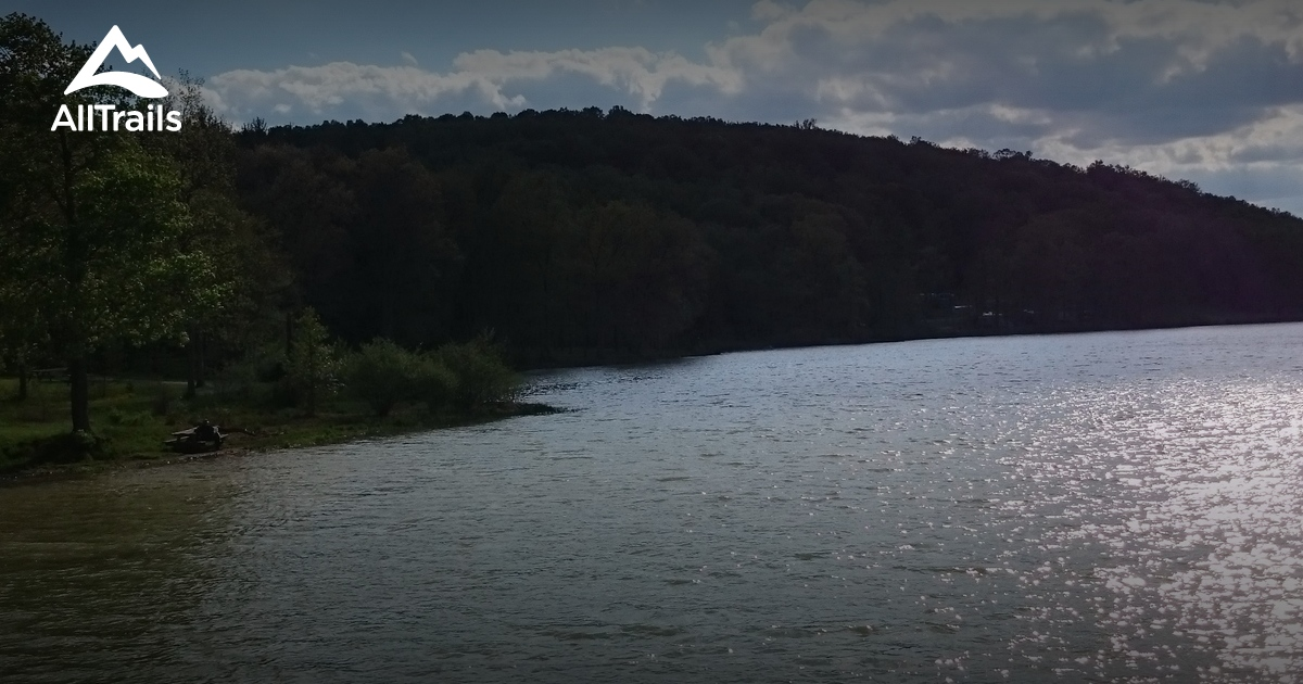Best Trails In Keystone State Park Pennsylvania Alltrails