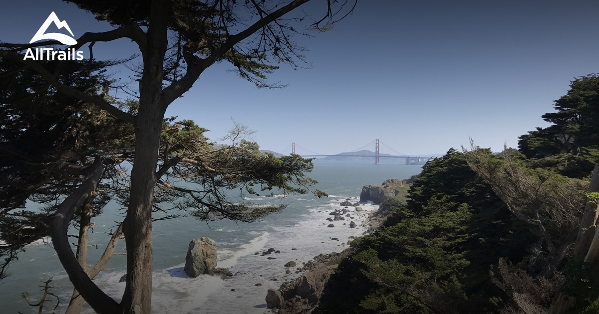 Best Trails in Golden Gate National Recreation Area
