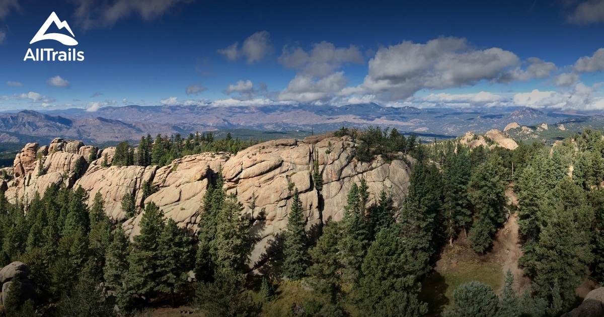 Best Trails in Pike National Forest - Colorado   AllTrails