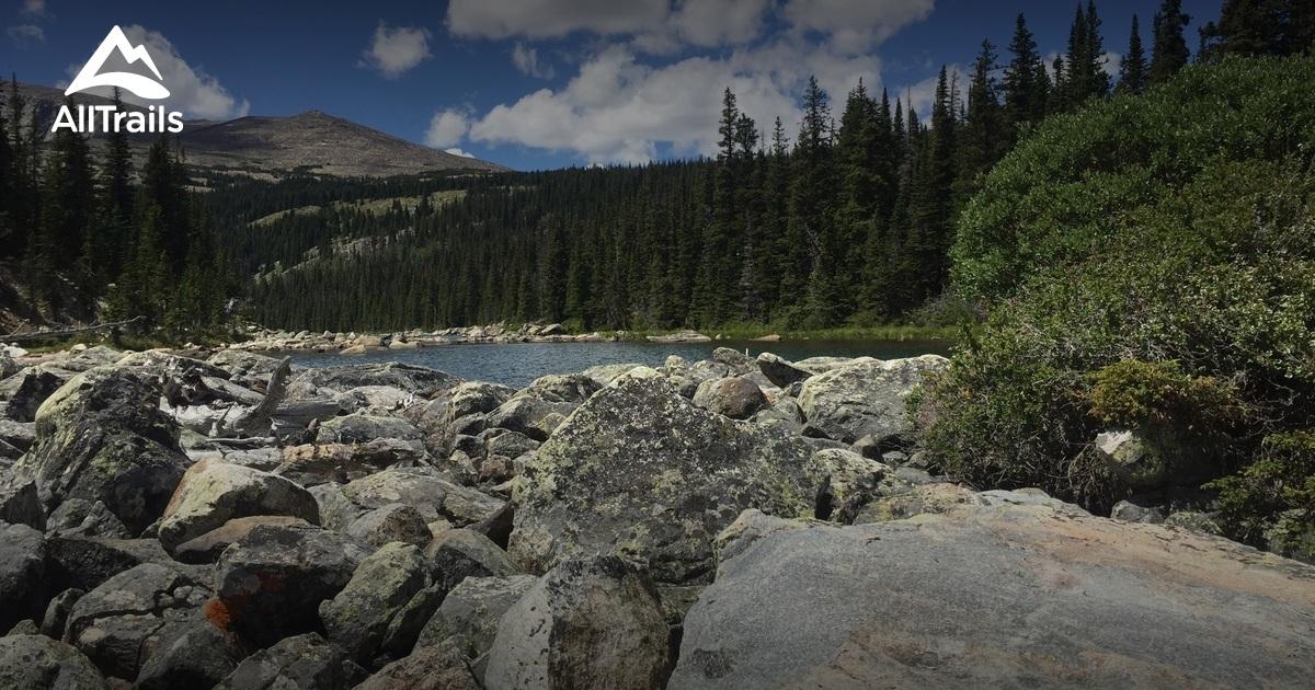 Best Trails in Bighorn National Forest - Wyoming | AllTrails