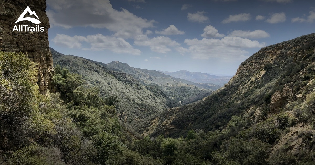 Best Trails in Cleveland National Forest - California   AllTrails