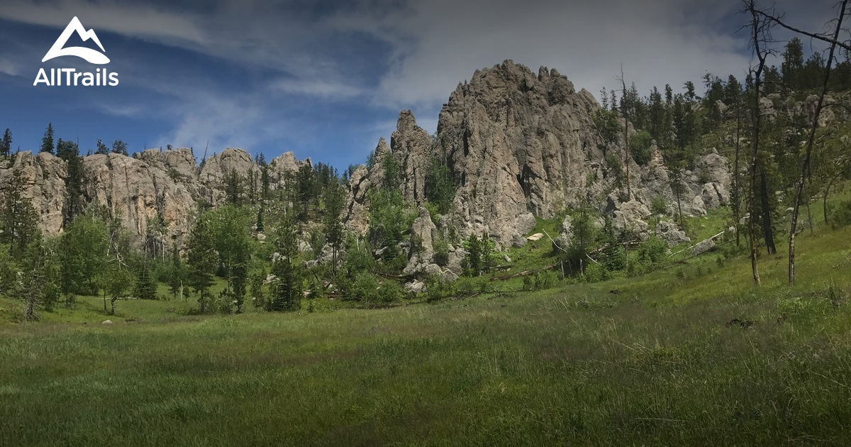 Best Trails in Black Hills National Forest South Dakota AllTrails