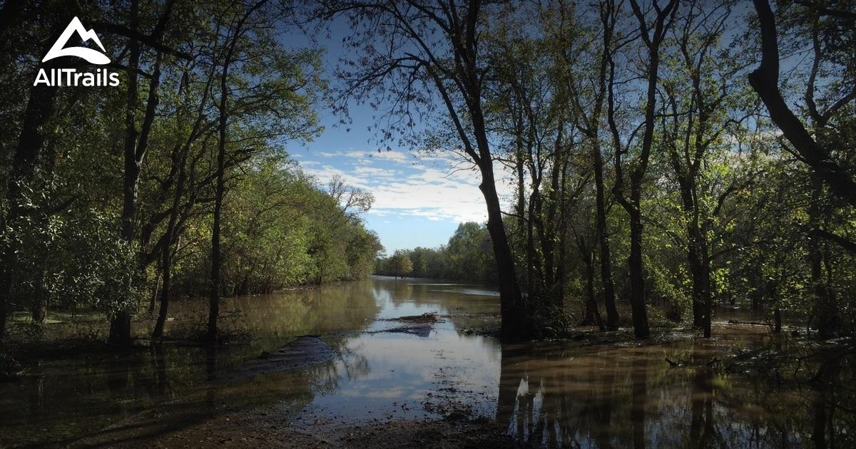 Best Trails In George Bush Park Texas Alltrails