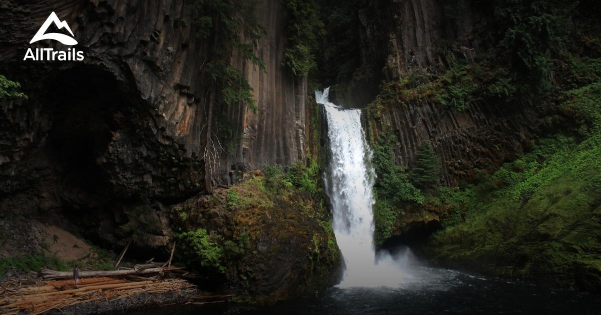 Best Trails in Umpqua National Forest