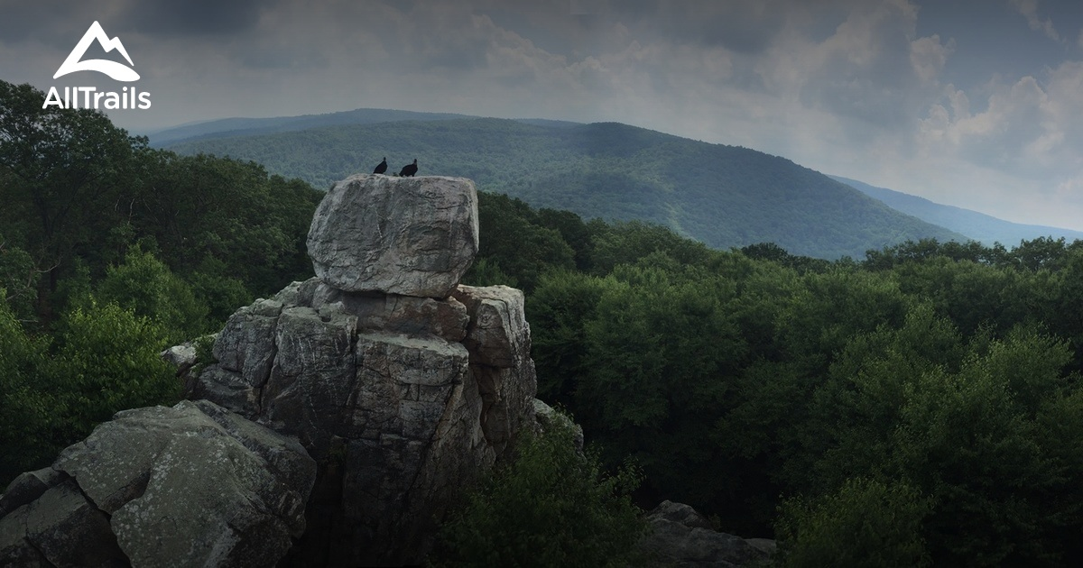 best trails in catoctin mountain park
