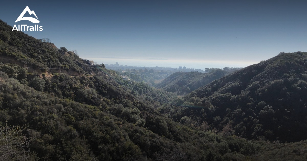 Best Trails In Rustic Canyon Park