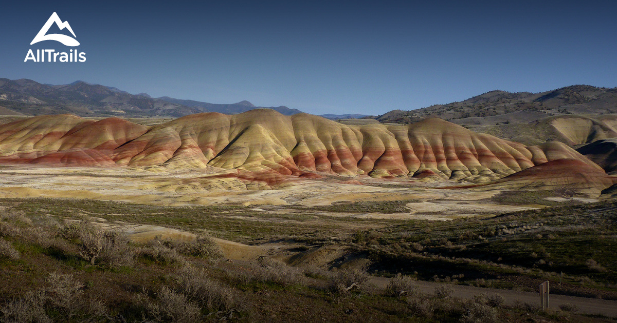 Best Trails In John Day Fossil Beds National Monument