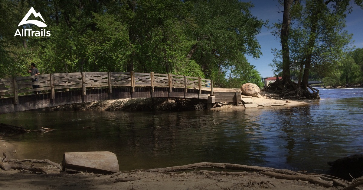 Minnehaha Park best trails in minnehaha park | alltrails