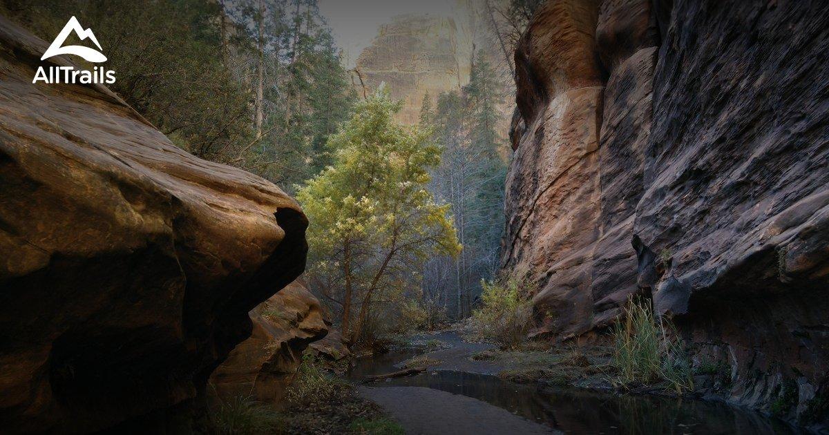 Best Trails in Red Rock-Secret Mountain Wilderness