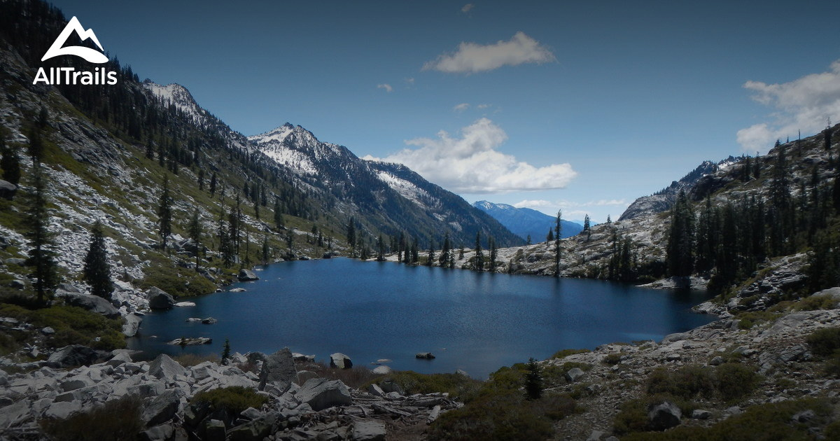 Best Trails in Trinity Alps Wilderness - California   AllTrails