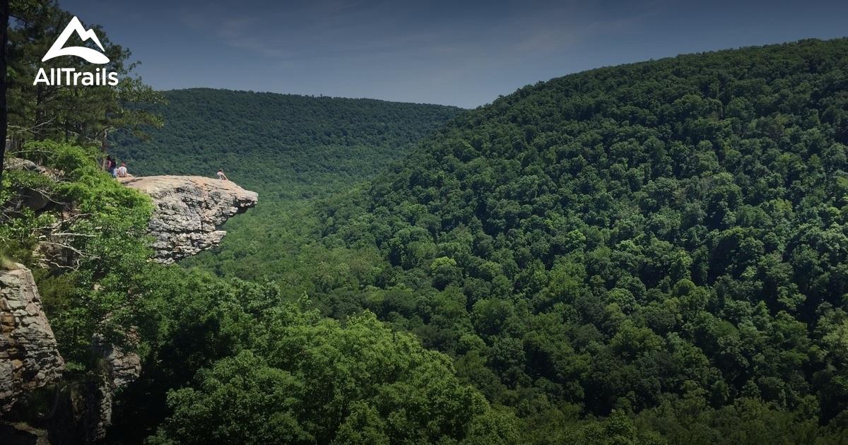 Best Trails in Ozark National Forest - Arkansas | AllTrails