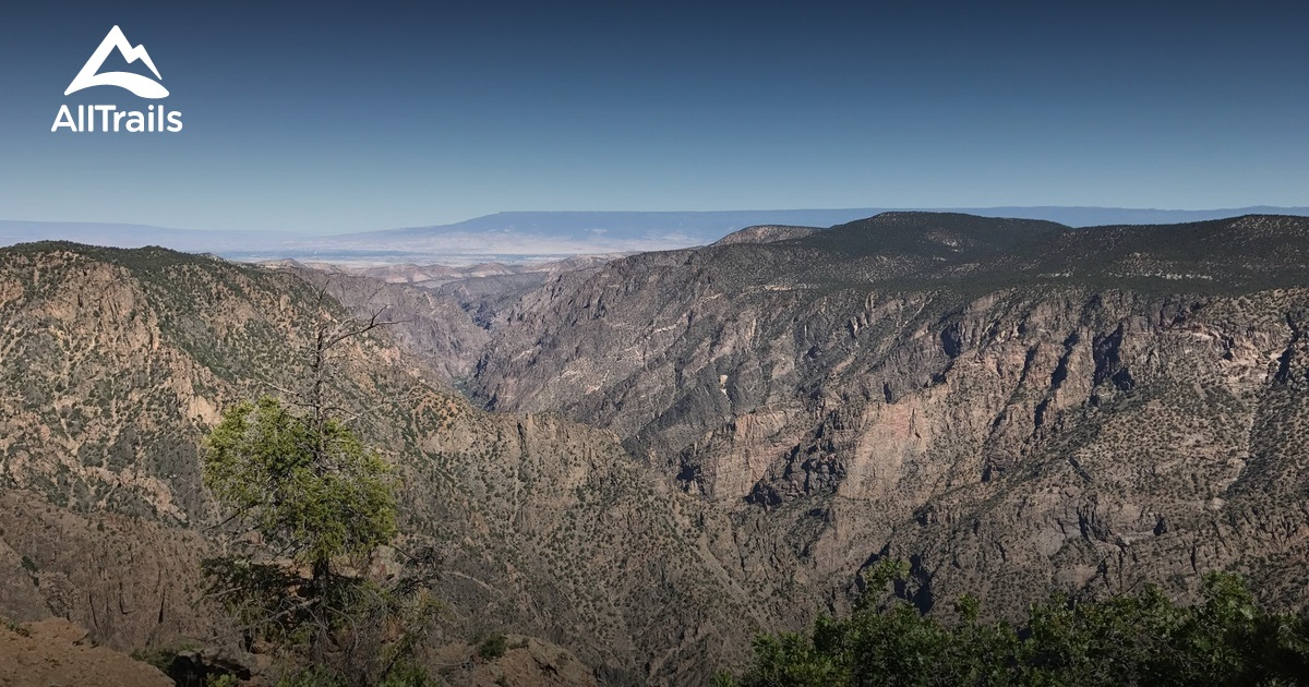 Best Trails in Black Canyon of the Gunnison National Park AllTrails
