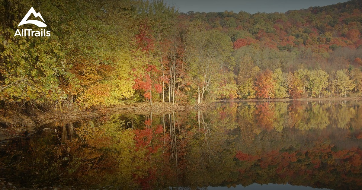 Best Trails in Ramapo Valley County Reservation - New Jersey