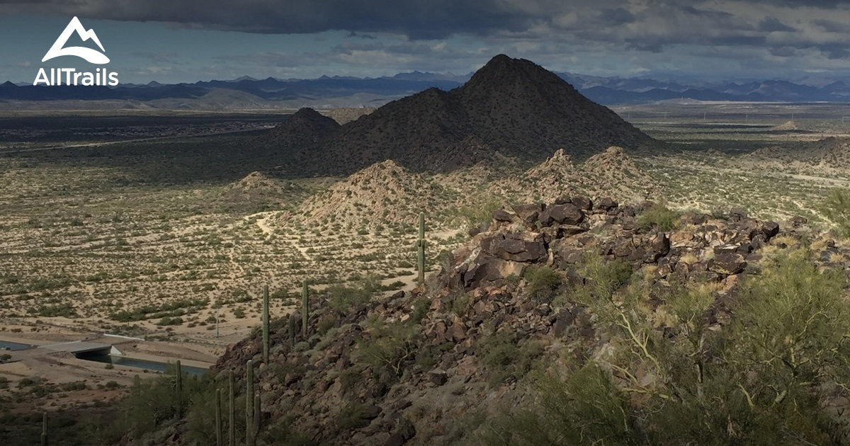 Best Trails in Deem Hills Recreation Area - Arizona | AllTrails on