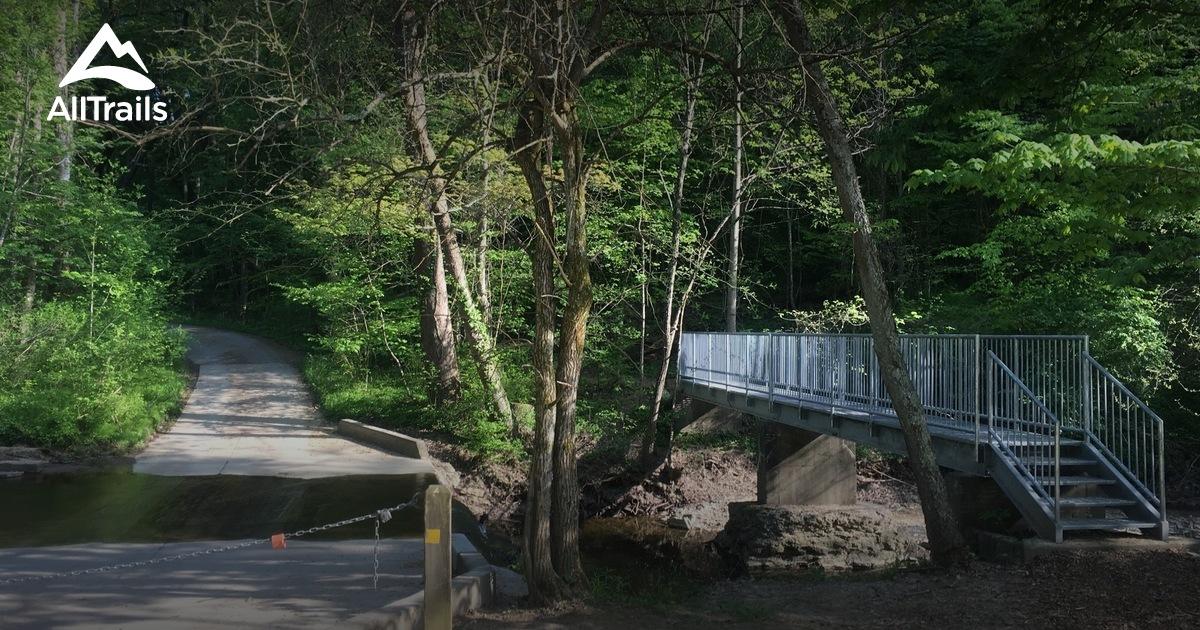 Best Trails in California Woods Nature Preserve - Ohio