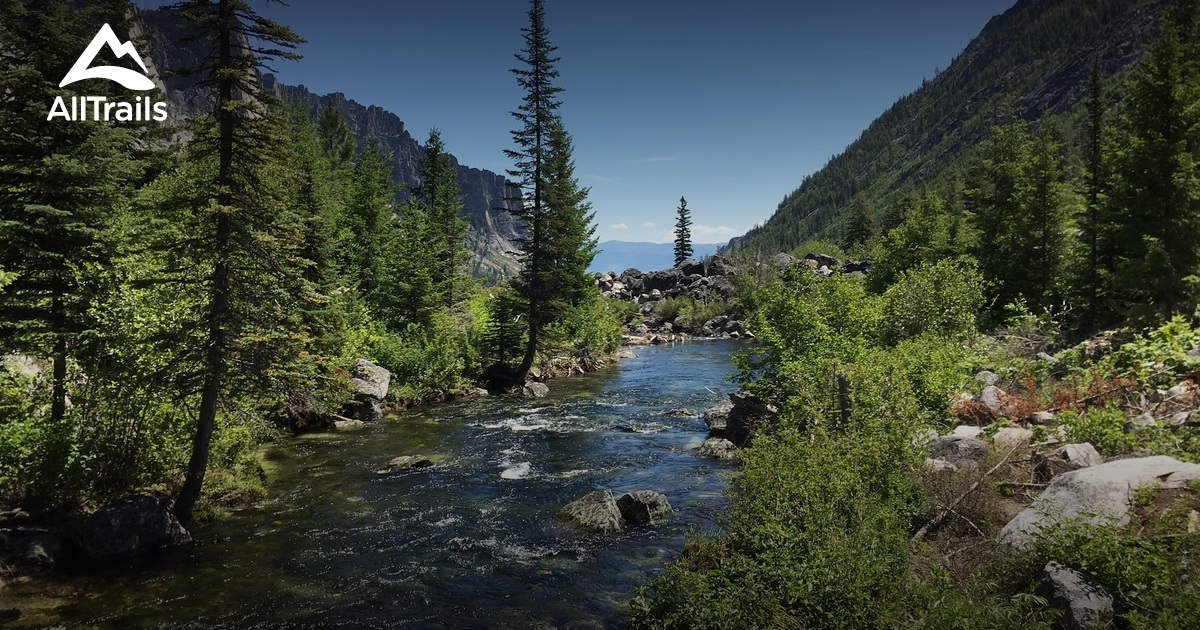 Best Trails In Bitterroot National Forest Montana