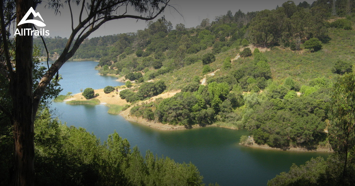 best trails in lake chabot regional park