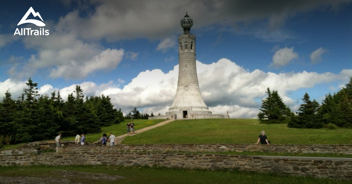 best trails in mount greylock state reservation