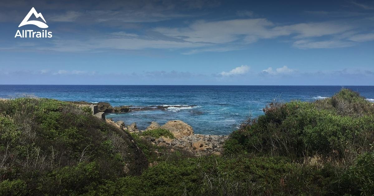 Best Trails in Ka'ena Point State Park - Oahu, Hawaii
