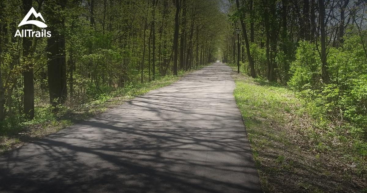 Salomon Farm Trail Indiana | AllTrails