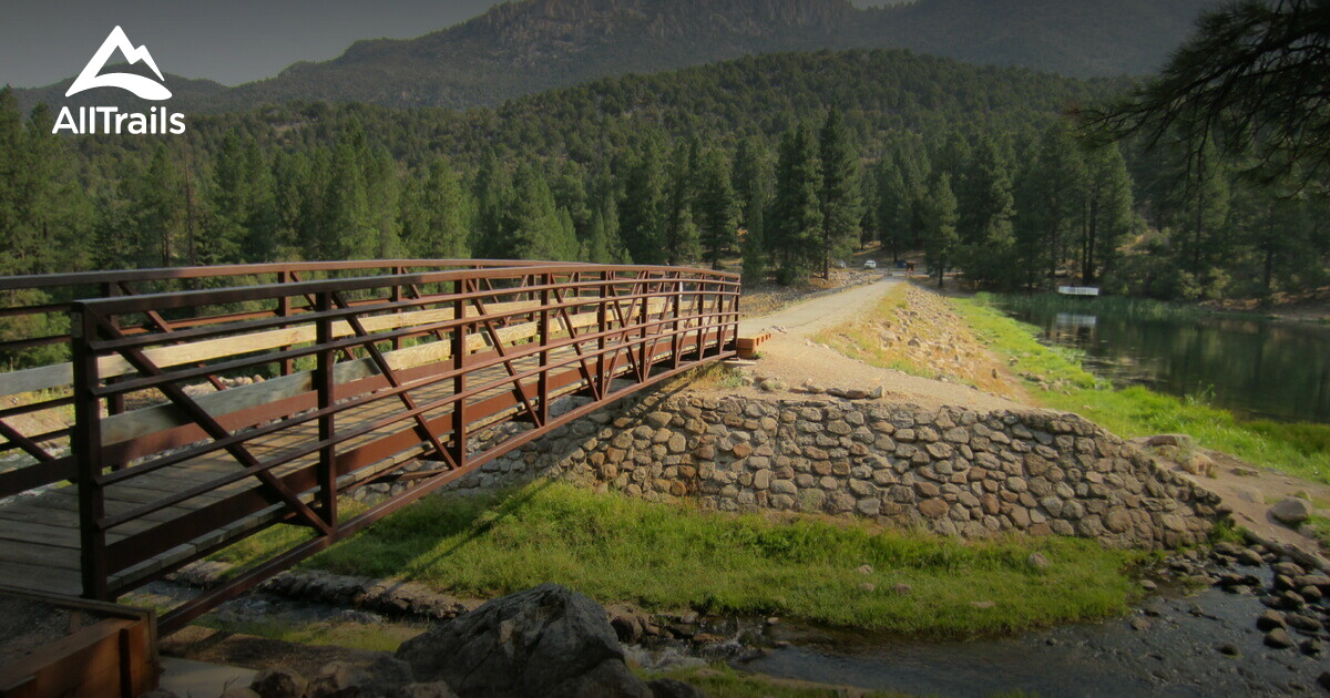 Best Trails in Pine Valley Recreation Area (USFS) - Utah ...
