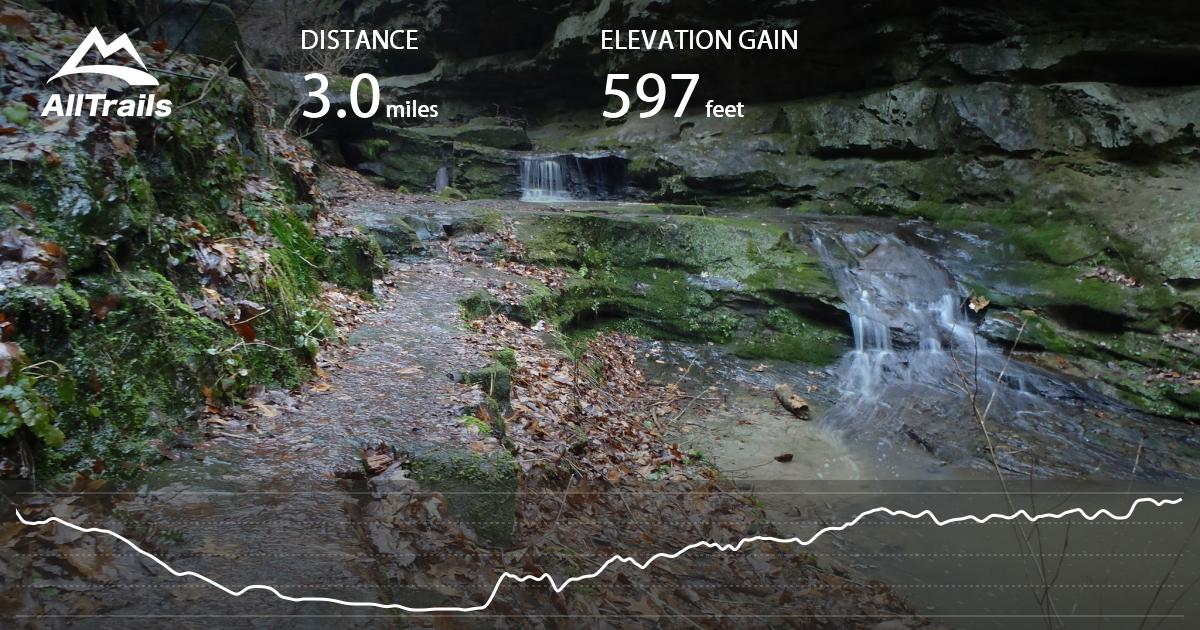 Southern Phone Reviews >> Little Grand Canyon Trail - Illinois | AllTrails.com