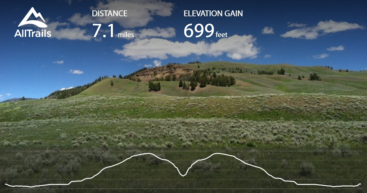 Lamar Valley Trail - Wyoming | AllTrails