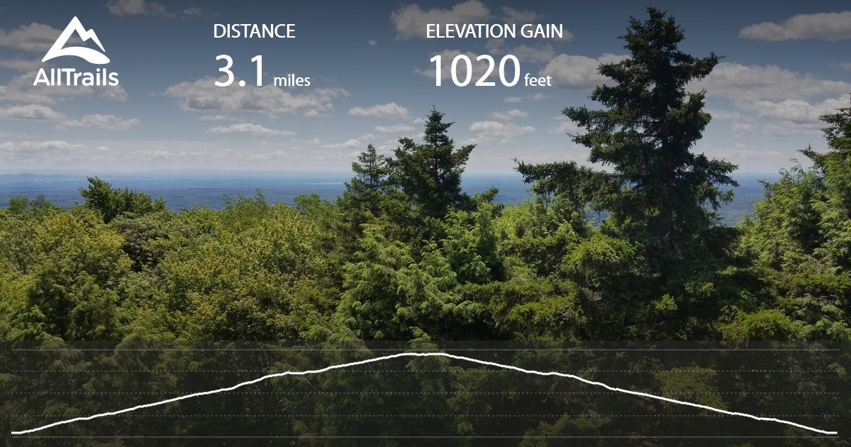 Spruce Mountain Firetower [PRIVATE PROPERTY] - New York